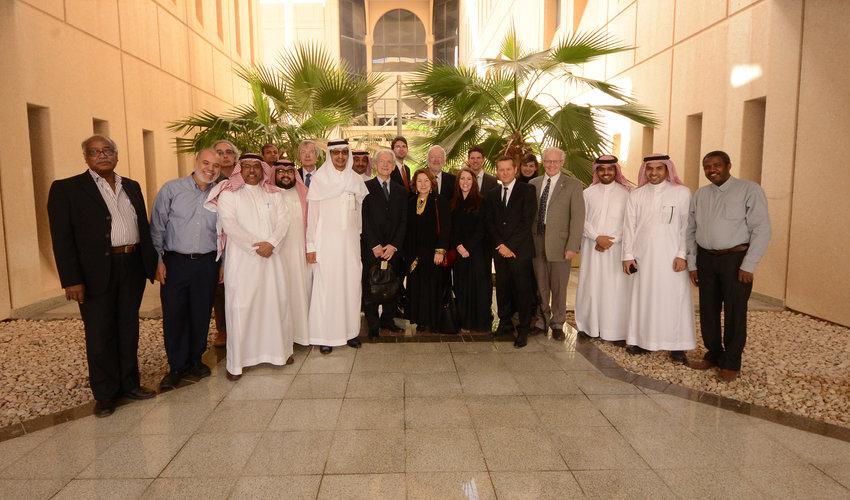 Ultrafast Photography in Saudi Arabia | Max-Planck-Institute