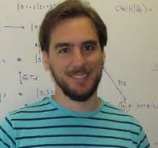 Alejandro González Tudela worked at the Max Planck Institute of Quantum Optics from 2014 until mid-2018.