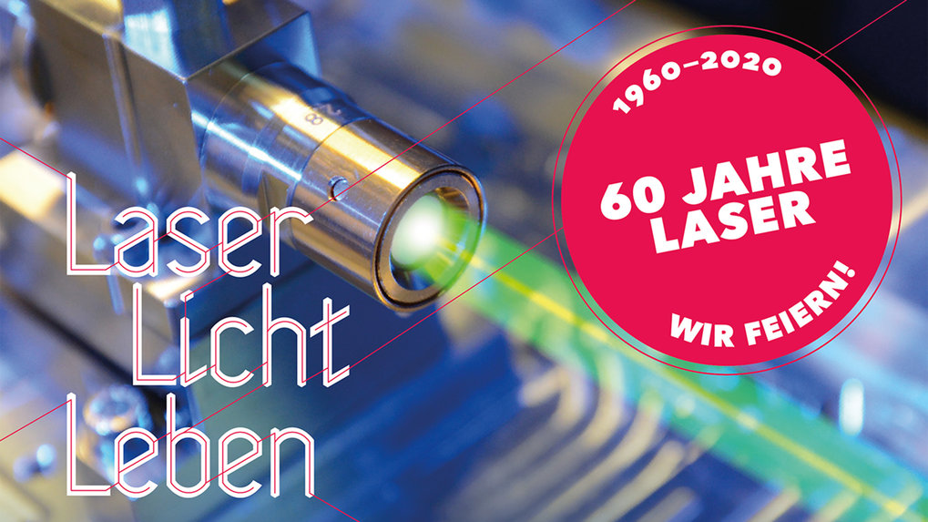 60 years of the laser and the international day of light